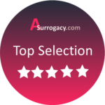 top selection Asurrogacy badget